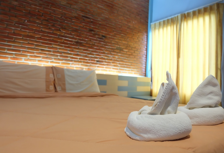 Laong Pilom Boutique Guesthouse, Bueng Kan City, Economy Room, Guest Room