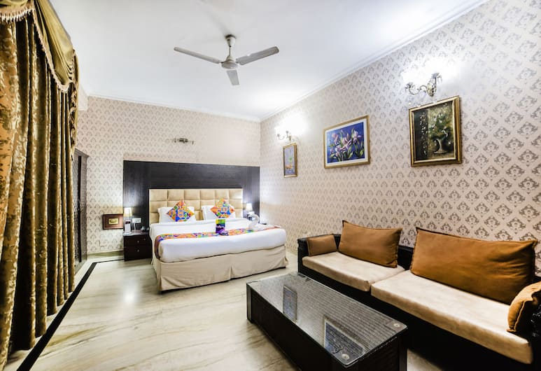 Fabhotel Conclave Comfort East Of Kailash, Nuova Delhi