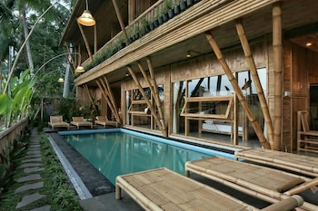 Picture of Luxury Bamboo Hostel in Ubud
