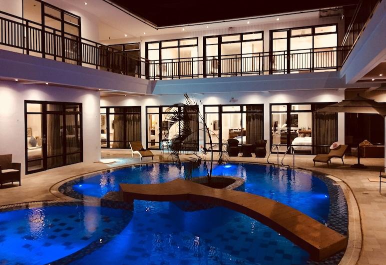 White Breeze Palawan Boutique Hotel, Puerto Princesa, Outdoor Pool