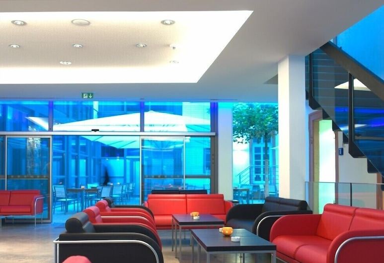 Arthotel Heidelberg, Heidelberg, Salón en el lobby