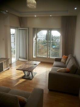 Φωτογραφία του Διαμέρισμα 3 υπνοδωματίων με θέα στη θάλασσα, Λεμεσός