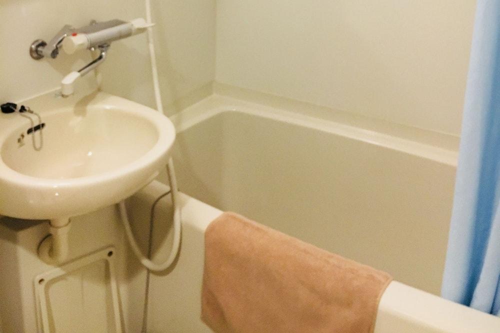Štandardná jednolôžková izba, nefajčiarska izba - Kúpeľňa