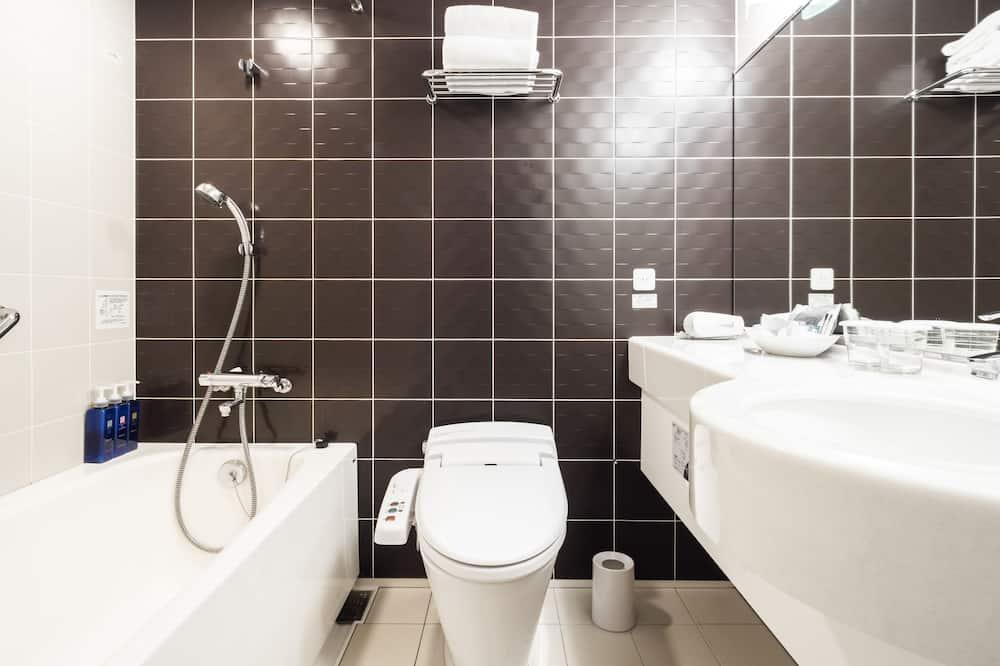 Δίκλινο Δωμάτιο (Twin), Μη Καπνιστών (Precious) - Μπάνιο