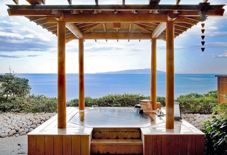 Tsuruya Kisshotei, Higashiizu, Kambarys (Run of House Open-air Bath and Garden), Svečių kambarys