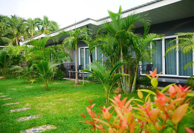瑪麗莎花園平房酒店, 承塔萊, 住宿範圍