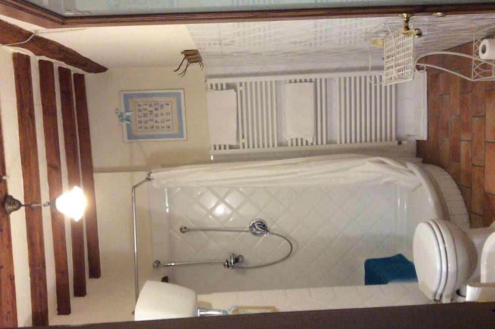Двомісний номер, 1 ліжко «кінг-сайз» - Ванна кімната