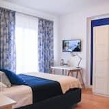 Suite, 2 slaapkamers, Balkon, uitzicht op tuin - Kamer