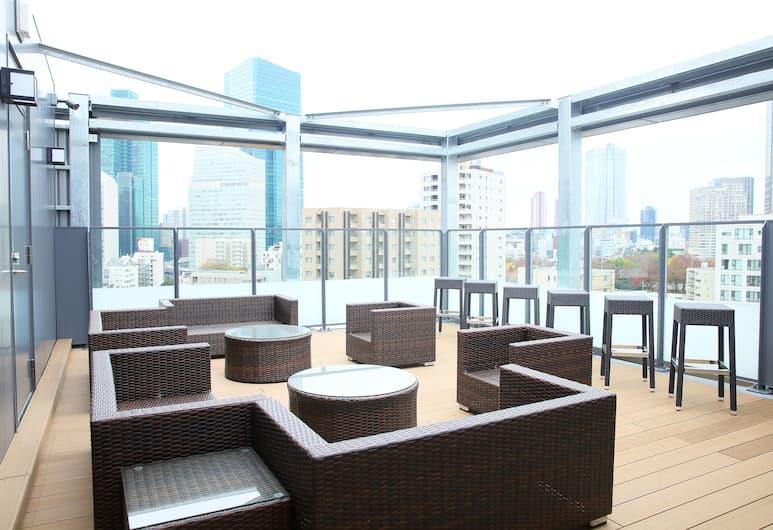 ICI HOTEL Akasaka by RELIEF, טוקיו, טרקלין המלון