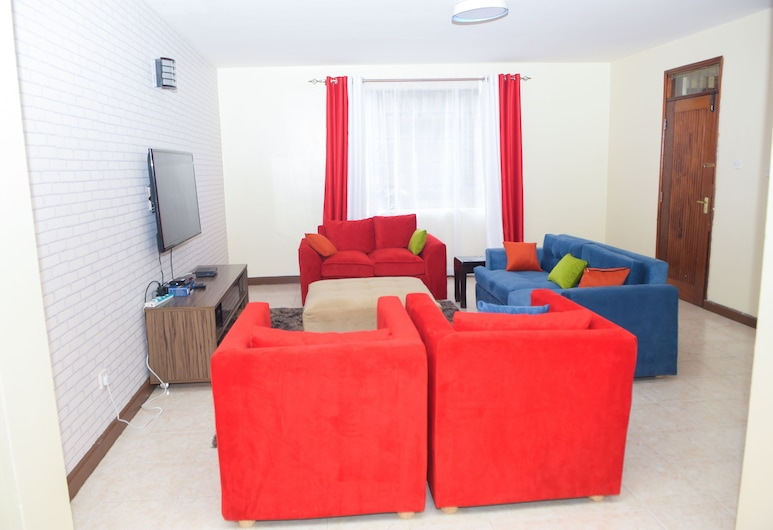 Cozy and Furnished 1 Bedroom Apartment, Nairobi