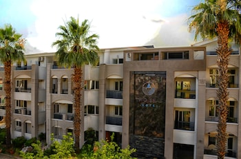 Marmaris bölgesindeki Two Seas Hotel resmi