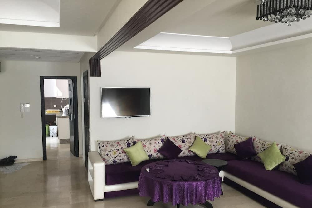 豪華公寓, 3 間臥室, 無障礙 - 客廳