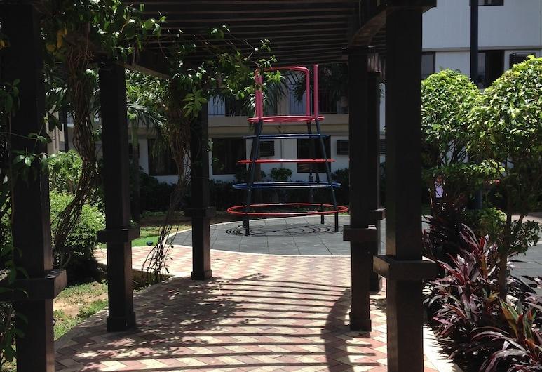 達義馬尼拉開放式公寓飯店, 達義, 住宿範圍
