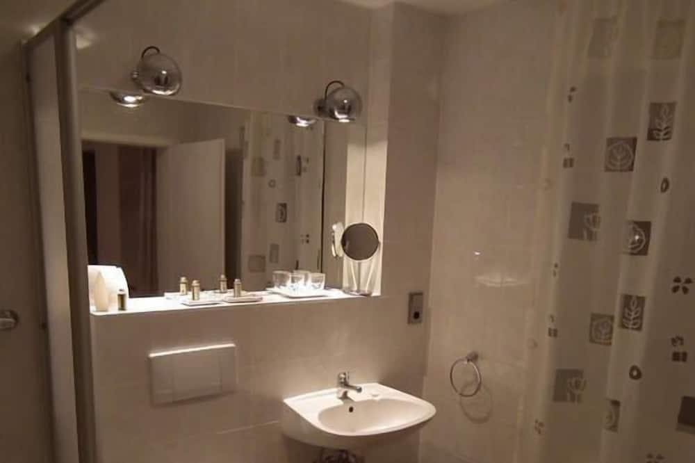 雙人房, 陽台 - 浴室