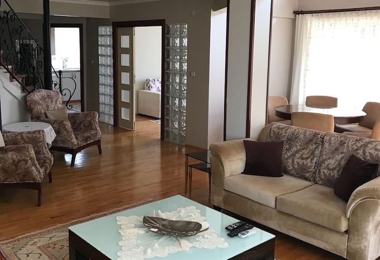 Dream Of Holiday Villas, Nilüferköy, Villa, 4 Bedrooms, Living Room