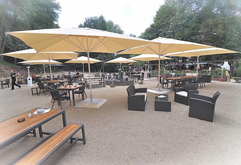 Hotel Restaurant Estricher Hof, Trier, Hotelgelände