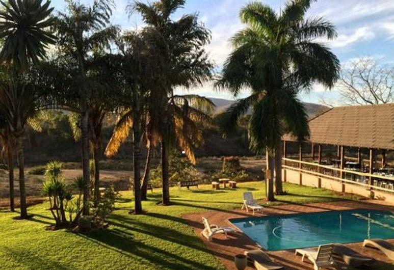 Rio Vista Lodge , Malelane, Bazén
