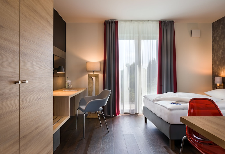Signature East Hotel Apartment, Hamburg, Standard-Apartment, Zimmer