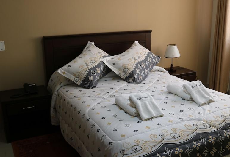 ARMENIA HOTEL, Cochabamba, Dobbeltværelse - 1 dobbeltseng, Værelse