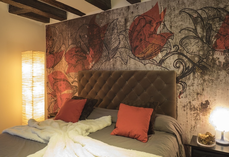 مادالينا, البندقية, شقة - غرفتا نوم, الغرفة