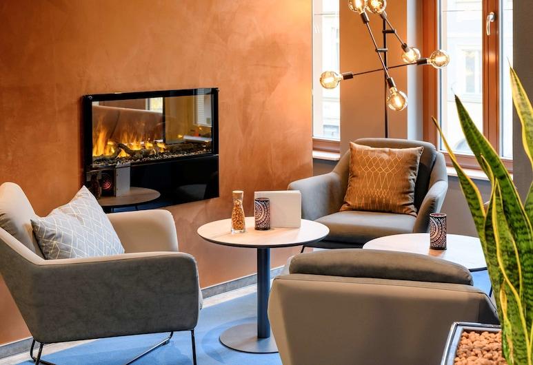 Ibis Styles Bamberg Hotel, Bamberg, Bar del hotel