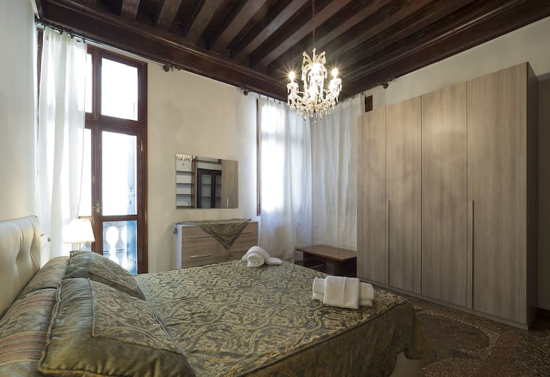 Schiavoni, Venetsia, Huoneisto, 3 makuuhuonetta, Huone