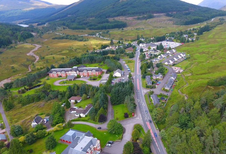 Tyndrum Lodges, Crianlarich, View from property