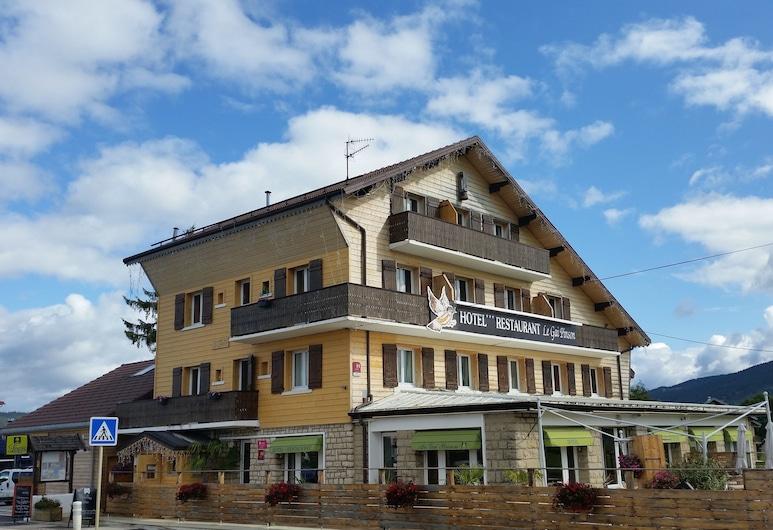 Logis Hôtel Le Gai Pinson, Les Rousses