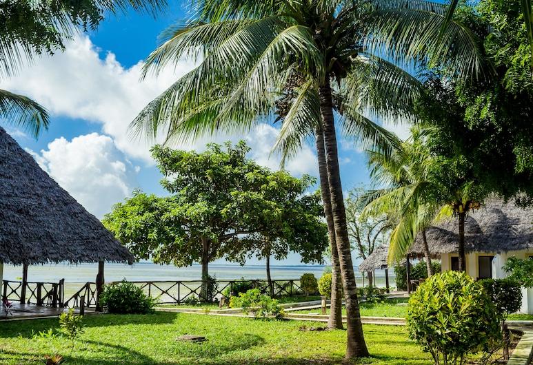 桑吉巴爾菲勒斯海灘酒店, 楚瓦卡, 花園