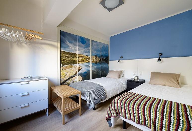 Apartamento Escapadas, Andorra la Vella, Departamento, 2 habitaciones, Habitación