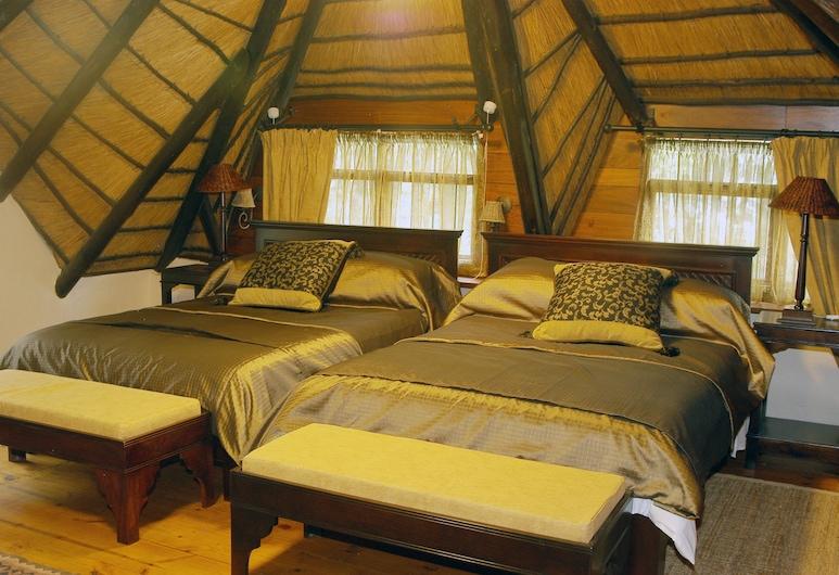 Foundry Guest Lodge, Pretoria, Family Room, 1 Bedroom, Non Smoking, Garden View, Room
