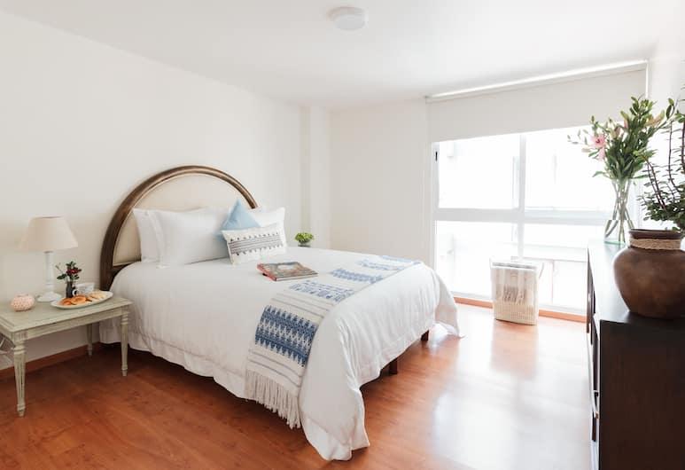 "THE LOCAL WAY, CONDESA. ""Classy Culiacán"", Mexico City, Apartament typu Deluxe, 2 sypialnie, kuchnia, Widok zpokoju"