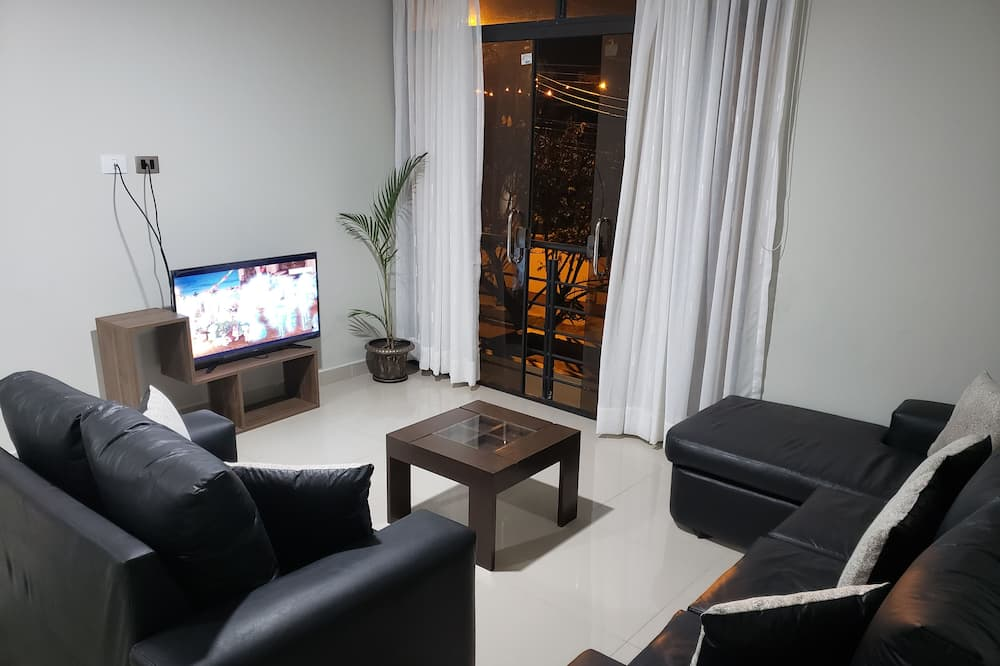 Classic-Apartment, 2Schlafzimmer - Wohnzimmer