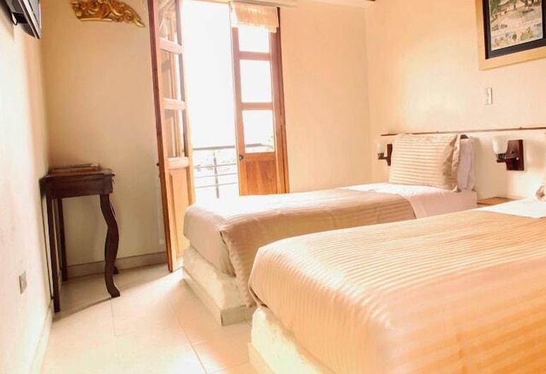 Hotel Calle Principal, Villa de Leyva, Værelse med 2 enkeltsenge, Værelse