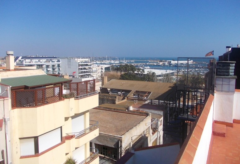 Apartment With 3 Bedrooms in Sant Carles de la Ràpita, With Wonderful sea View, Furnished Terrace and Wifi - 200 m From the Beach, Sant Carles de la Rapita