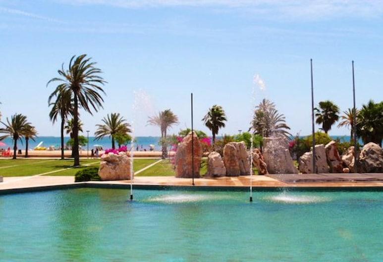 聖卡洛斯德拉拉皮塔 3 房精彩海景公寓酒店 - 附設裝潢陽台及 Wi-Fi - 離海灘 200 公尺, 聖卡洛斯德拉拉皮塔, 海灘/海景