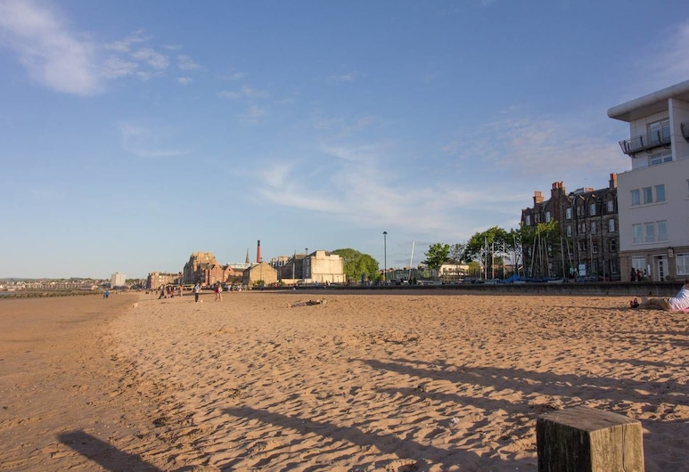 维多利亚教堂舒适改建公寓酒店, 爱丁堡, 海滩