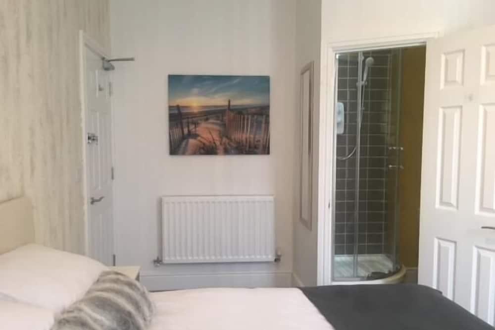 Divvietīgs numurs, vannasistaba numurā (Room 3) - Viesu numurs