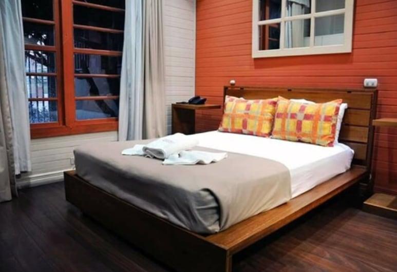 阿蘭胡埃斯酒店, 聖荷西, 高級雙人房, 客房