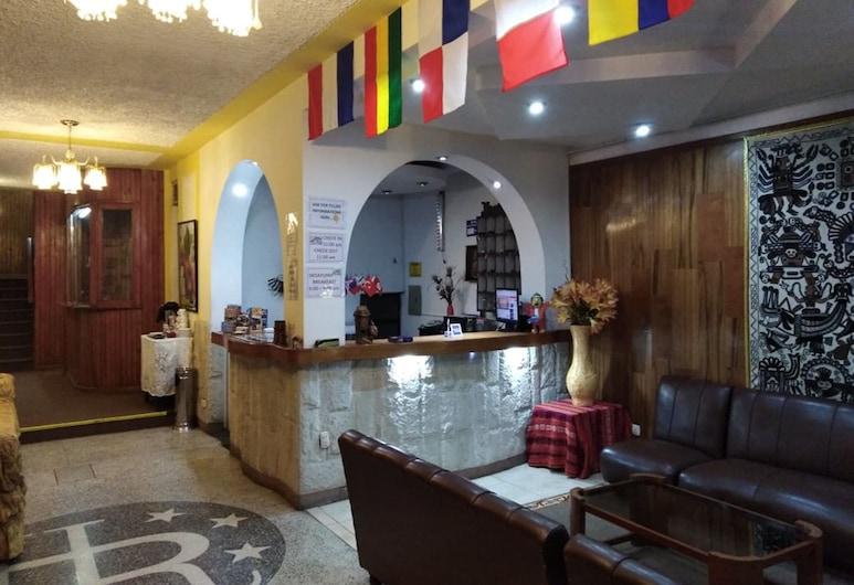 Puma Hostel Puno, Punas, Registratūra