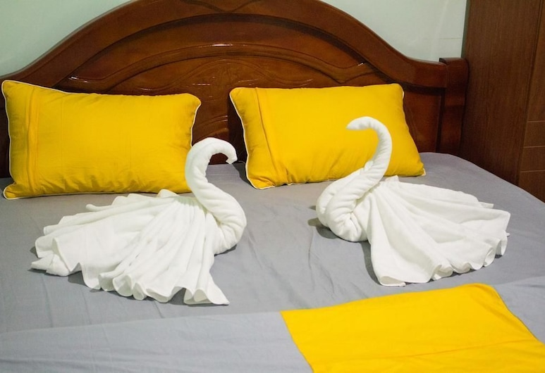 The PM Hostel, Ðà Lat, Basic-Doppelzimmer, 1 Doppelbett, Zimmer