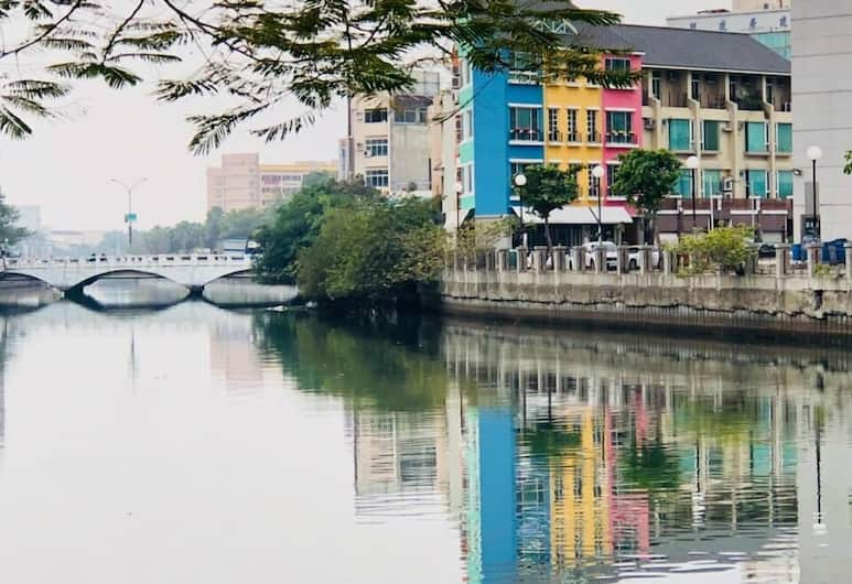 Tainan Color River, Tainan, Property Grounds