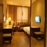 Dvivietis kambarys (2 viengulės lovos) verslo klientams - Svečių kambarys