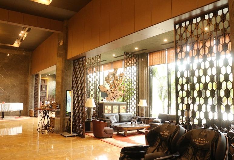 廣州喜御酒店, 廣州市, 大堂閒坐區