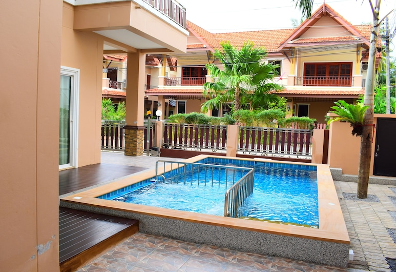 Poonsiri Private Pool Villa Aonang, Krabi