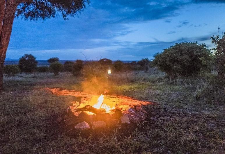 Angata Migration Camp, Serengeti National Park, Property Grounds