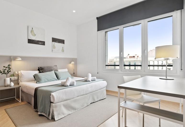 피사 렌탈스 그란 비아 아파트먼트, 바르셀로나, 아파트, 침실 2개, 객실