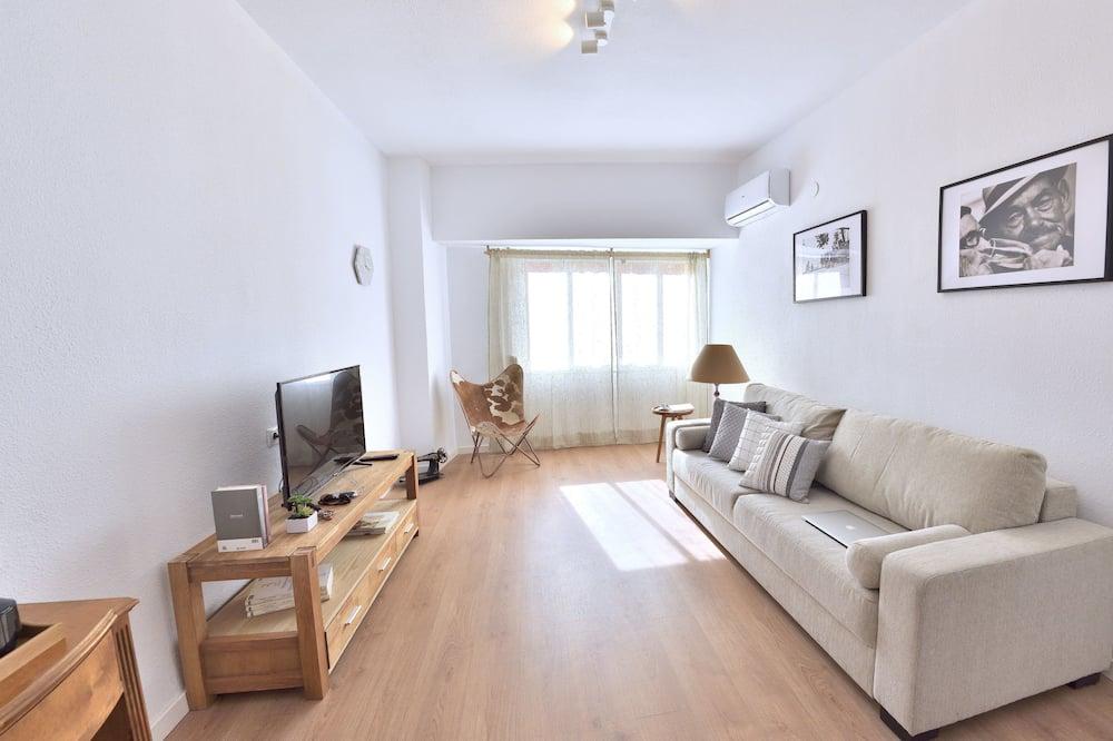 Appartement, 1 slaapkamer, terras - Woonkamer