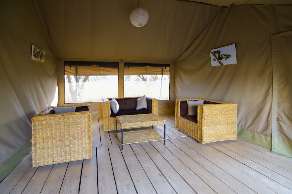 Tent - Woonkamer