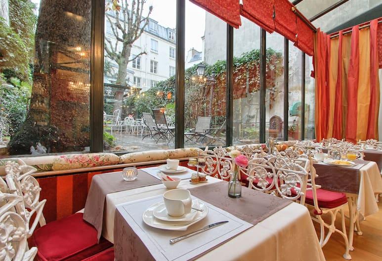Hotel des Marronniers, Paris, Utsikt fra hotellet